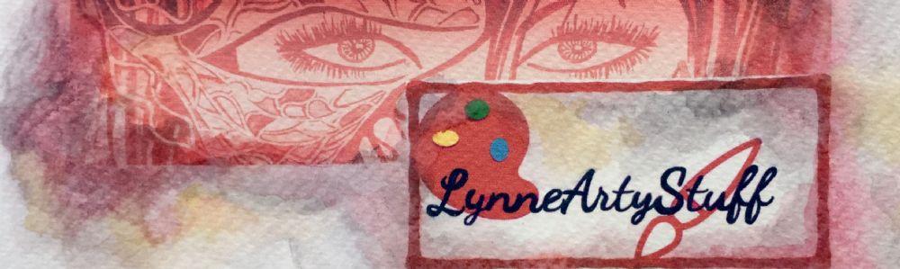 LynneArtyStuff Logo